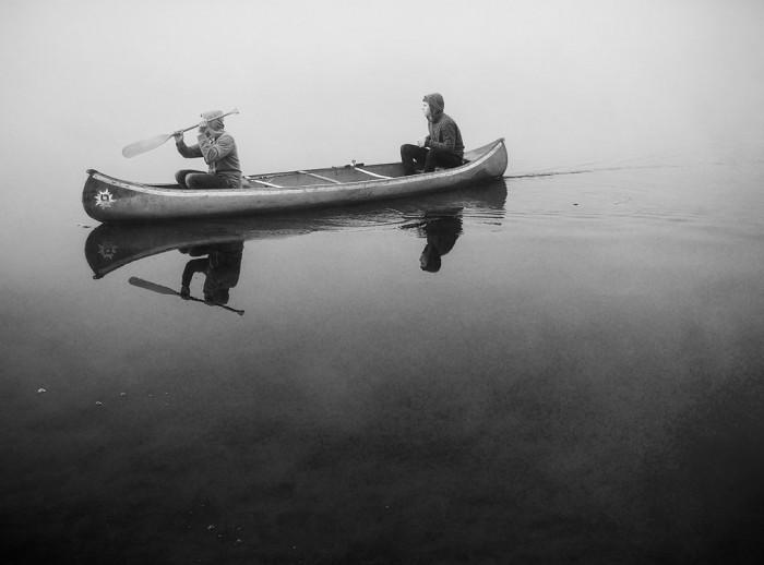 Canoeing through Life