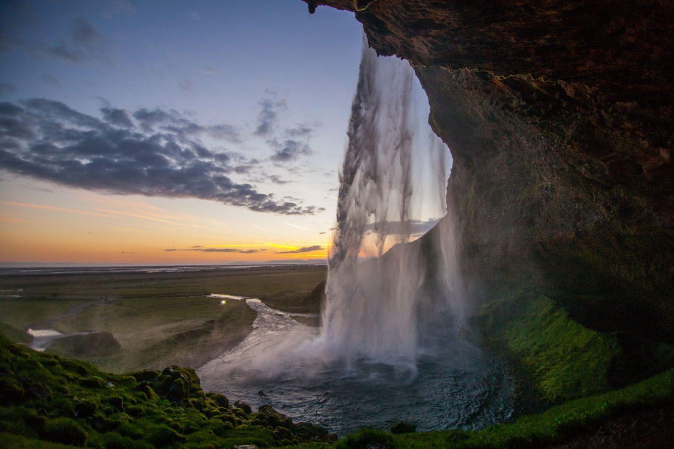 Stumbling upon falls