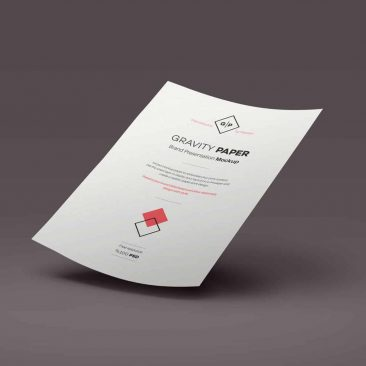 Gravity Paper